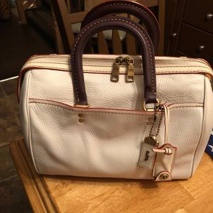 RETAIL COACH BAG(not an outlet bag) w/Dust Cover